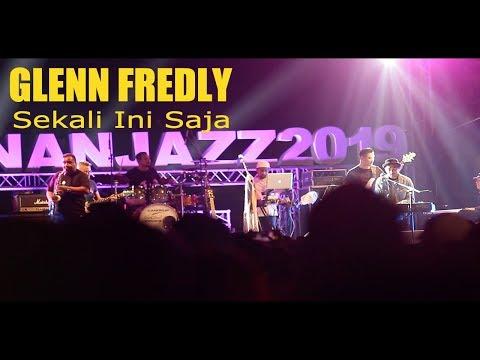 GLENN FREDLY - SEKALI INI SAJA Live In Prambananjazz 2019