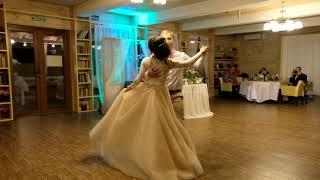 Свадебный танец красивой пары! Под песню Yann Tiersen - La Valse D`Amelie