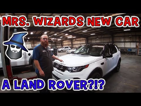 A Land Rover??? What Was The CAR WIZARD Thinking?!?