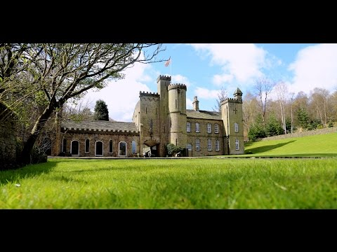 I Toured Carr Hall Castle in Yorkshire! | Verne Troyer