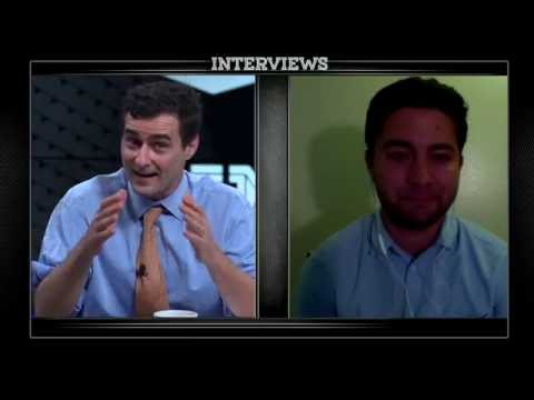 Jon Biggerstaff Interview With The Young Turks' Wes Clark Jr.