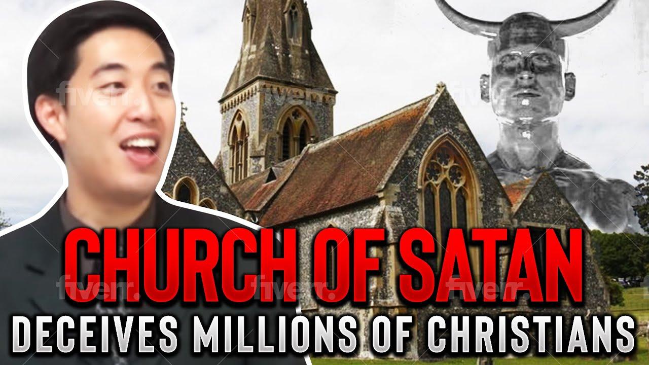 CHURCH OF SATAN Deceives Millions of Christians! (Part 1)   Dr. Gene Kim