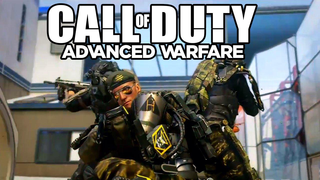 advanced warfare quotexo survivalquot coop mode call of duty