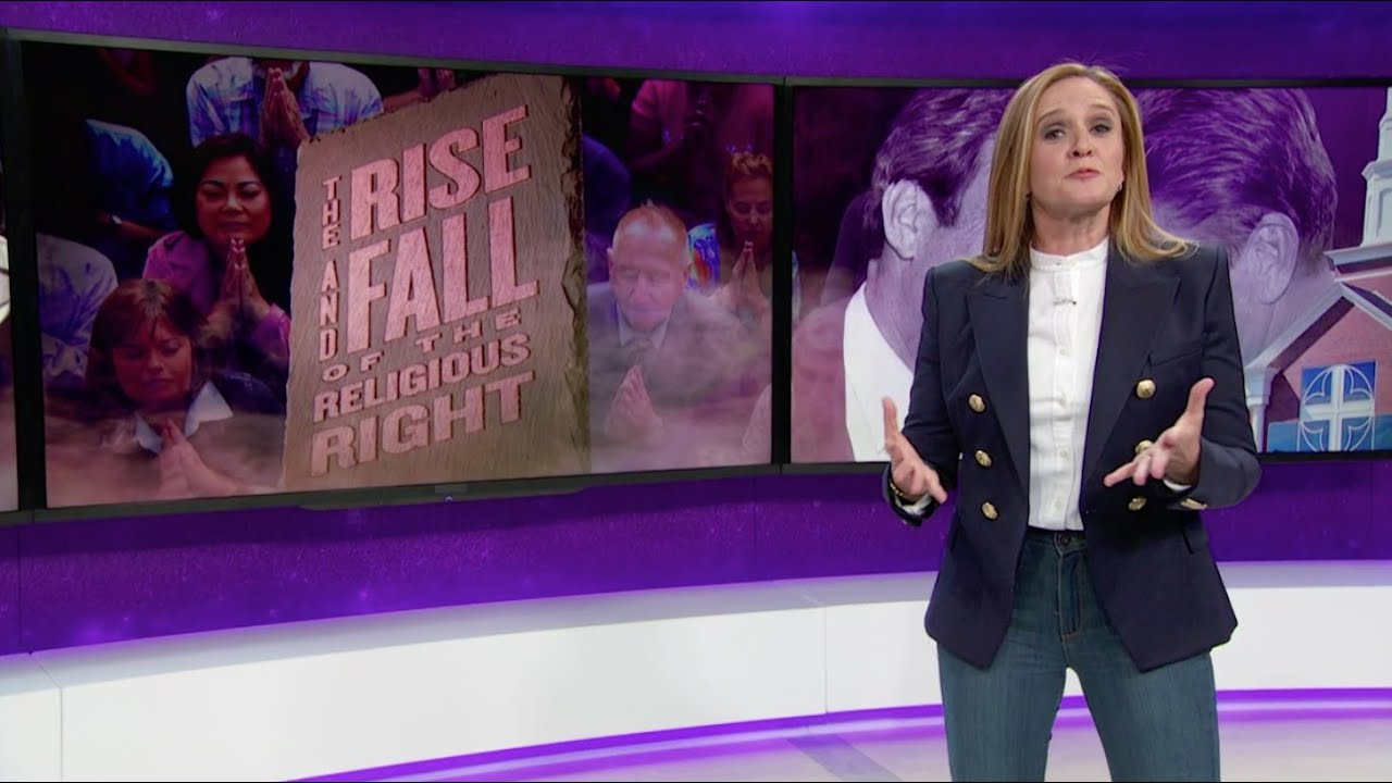 The Religious Right | Full Frontal with Samantha Bee | TBS