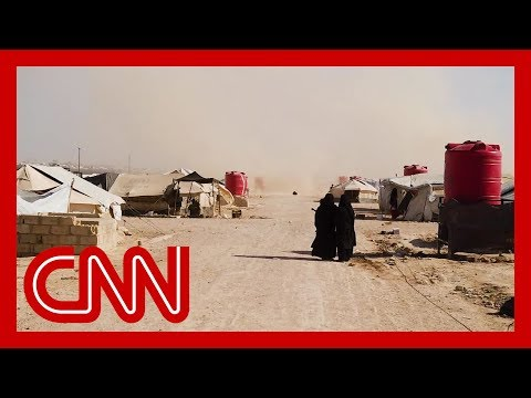 Syrian camp could