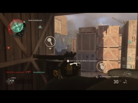 COD WW2._. Come  See How Trash iam  (Subscribe If Your New)