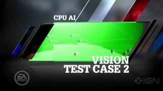 FIFA Soccer 12: Vision Trailer
