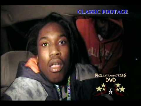 PHILLY HOODSTARS DVD MEEK MILL CLASSIC FOOTAGE NEW
