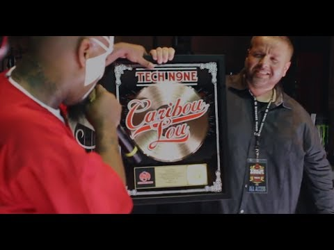 Tech N9ne | Caribou Lou Goes Gold!