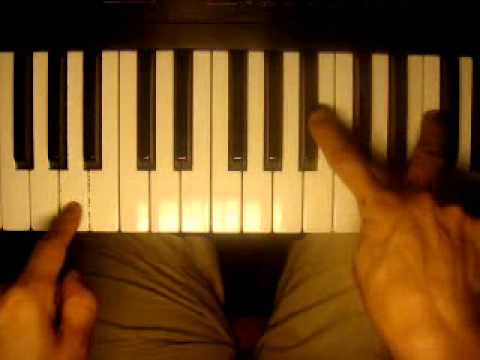 I Give Myself Away by William McDowell (how to play)