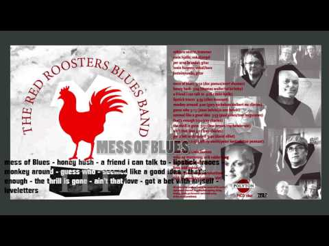 The  Red Roosters Blues Band: Mess of Blues