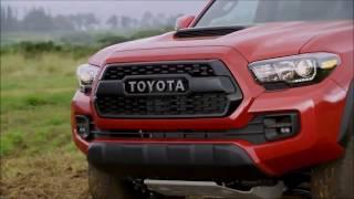 видео Тойота Такома 2017 | фото, цена, дата выхода в России