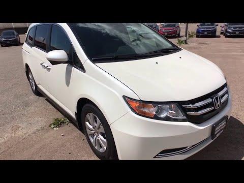 2015 Honda Odyssey Great Falls Missoula Helena Billings