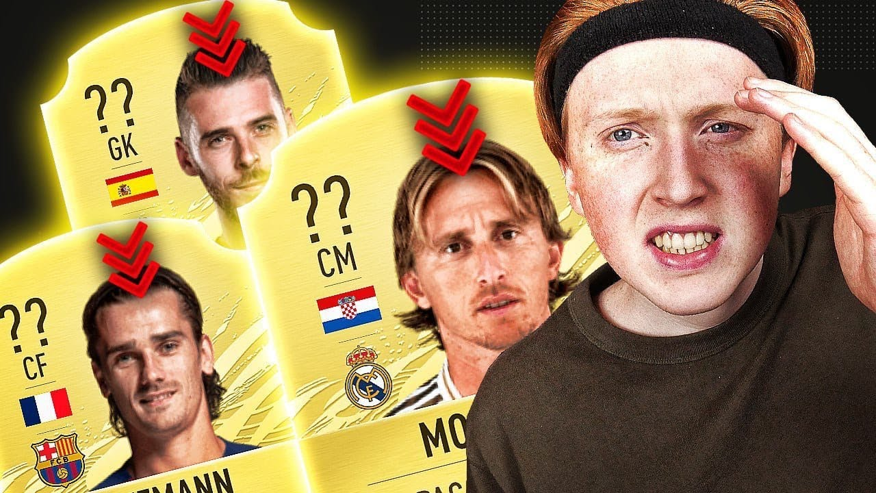 ДАУНГРЕЙДЫ ФИФА 21 | DOWNGRADES FIFA 21