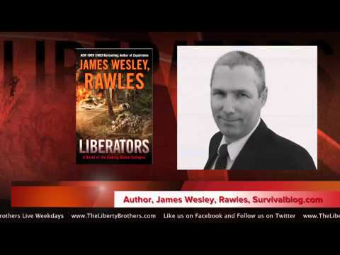 TLBRS Interview James Wesley Rawles