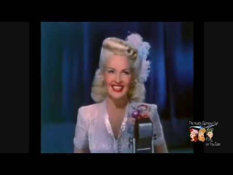 'This Is It' with Betty Grable 1944