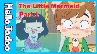 [ENG] The Little mermaid PART 1 / English Sub / Cartoon Animation 《 안녕자두야 스페셜 인어공주 》