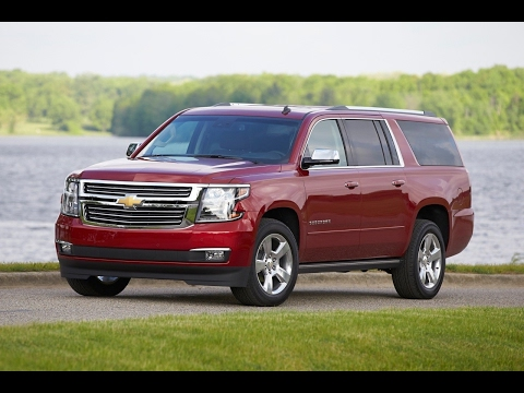 Chevrolet Suburban 2017 Car Review