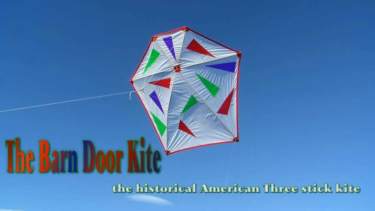 The Barn Door Kite Youtube