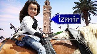 Mira Izmir&#39e Gidiyor Vlog UmiKids