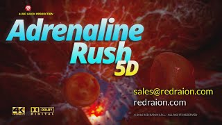 Adrenaline Rush 5D – Movie trailer