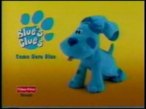 Nick Jr. on CBS Commercials (October 20th, 2001 WTVF)