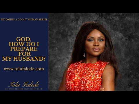 GOD HOW DO I PREPARE FOR MY HUSBAND? from YouTube · Duration:  5 minutes 41 seconds