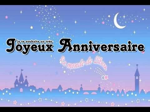 Joyeux Anniversaire Chanson Pour Enfant Linda Raynolds Youtube