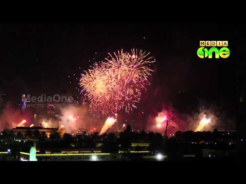 Qatar national day feast attracts thousands with spectacular fireworks