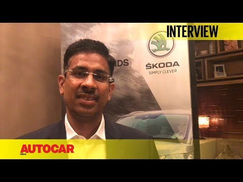 Skoda Auto India | Ashutosh Dixit | Interview | Autocar India