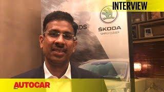 Skoda Auto India | Ashutosh Dixit | Interview | Autocar India