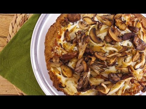 gluten-free-rosemary-and-thyme-oat-flour-pizza-with-sauteed-onions-and-wild-mushrooms