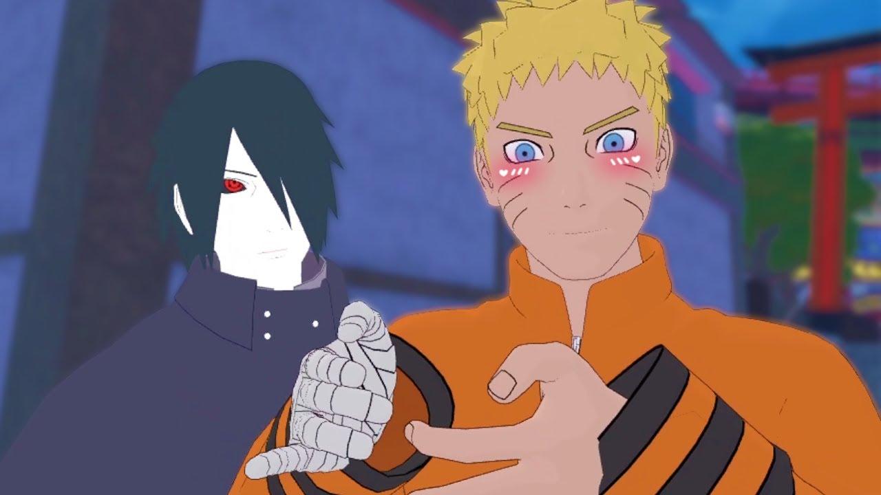 Naruto and Sasuke Ruins Father's Day! (vrchat)