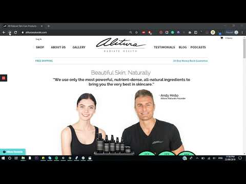 Alitura Naturals Skincare: Shopify Store Review by Team PageFly thumbnail