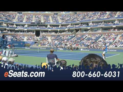 US Open Tennis Tickets & Seating Information
