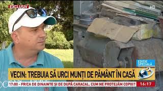 Vecinul care a intrat în casa lui Gheorghe Dincă, declarații explozive