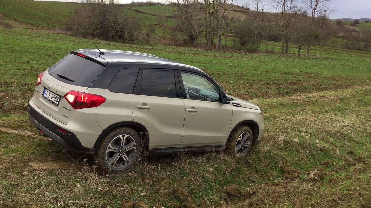 Suzuki Vitara prova, scheda tecnica, opinioni e dimensioni ...