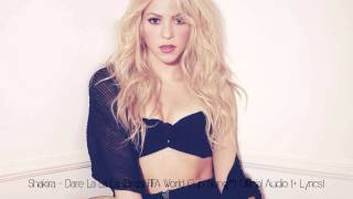 Shakira   Dare La La La Brazil FIFA World Cup Song™ Official Audio + Lyrics Download Free Music nhBK