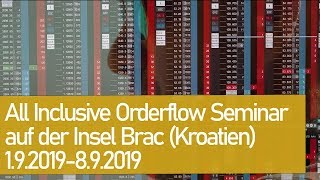 All Inclusive Orderflow Seminar auf der Insel Brac (Kroatien) - 1.9.2019 - 8.9.2019
