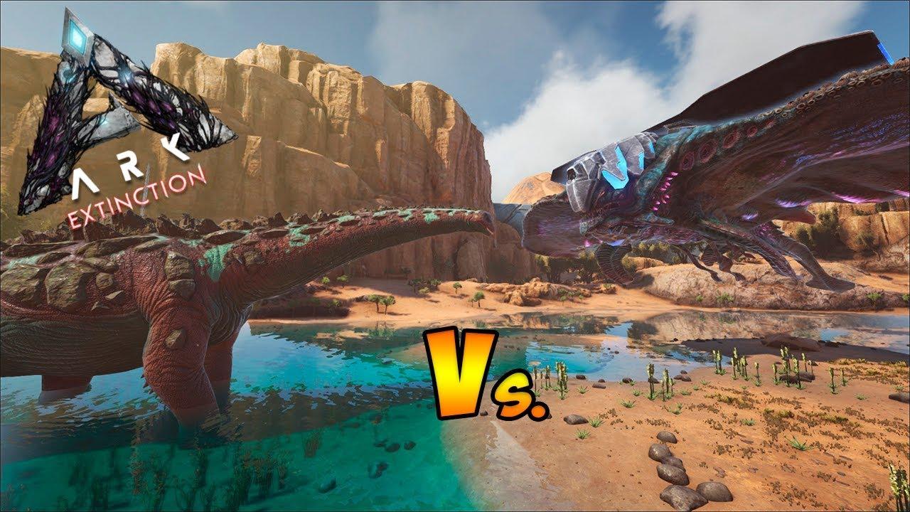 Desert Titan Ark