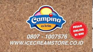 Ice Cake Campina Ice Cream Thumbnail