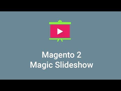 How to Display Slideshow in Magento 2 | Magic Slideshow Widget