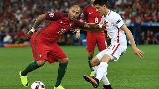 Portugal vs Poland 1-1 Penalty Shootout (5-3)  All Goals & Highlights [EURO 2016]
