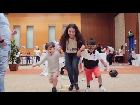 Hilton Doha Global Week Of Sales - Family Day 2018