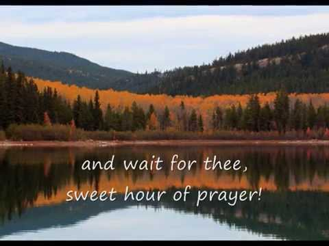 Sweet Hour Of Prayer (Hymns with lyrics)