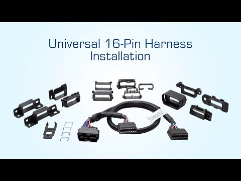 Geotab Universal OBD II T-Harness Kit Installation | Vehicle Tracking Device Installation