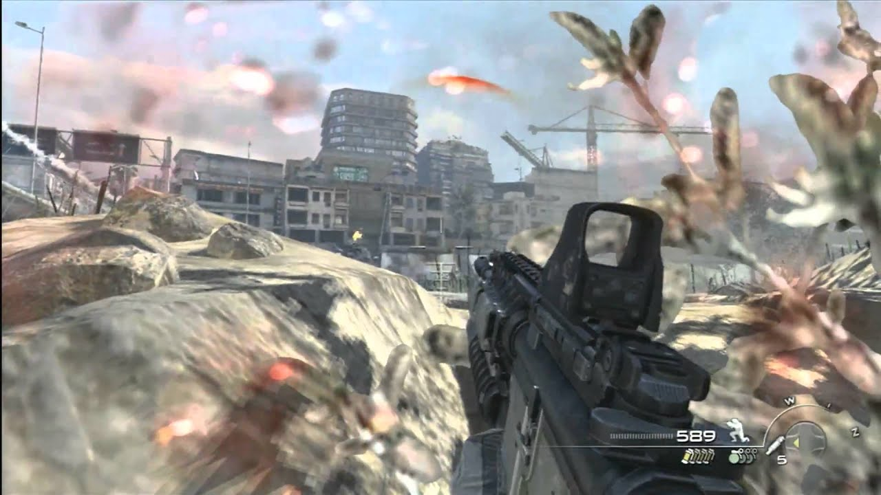 Call of duty modern warfare 2 ign rating - Cgrundertow Call Of Duty Modern Warfare 2 For Xbox 360 Video Game Review