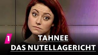 Tahnee: Das Nutellagericht | 1LIVE Generation Gag