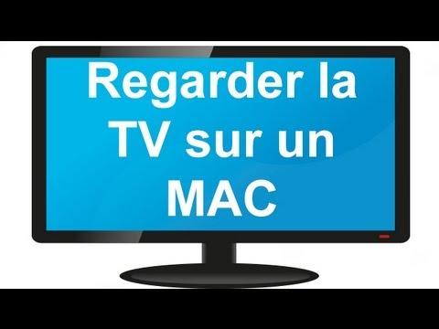 Regarder la TV sur son Mac gratuitement !