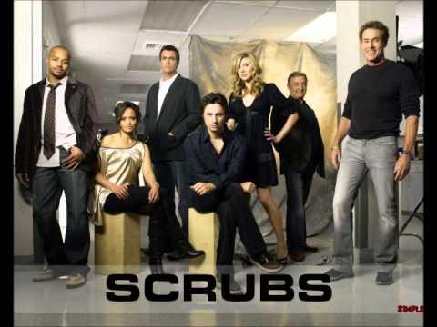 "Scrubs Songs - ""New Slang"" By The Shins [HQ] - Season1 Episode13"